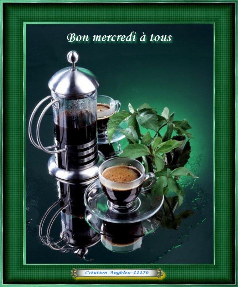 Je vous souhaite une belle journée et un bon mercredi