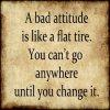 Pour a good road...