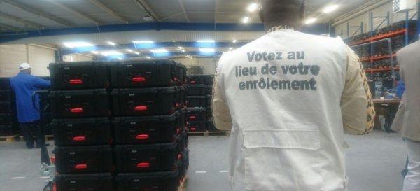 Kinshasa : Début ce dimanche de fermeture des centres d'enrôlement d'électeurs