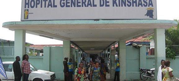 RDC : Début ce lundi de la radicalisation de la grève des médecins des hôpitaux publics