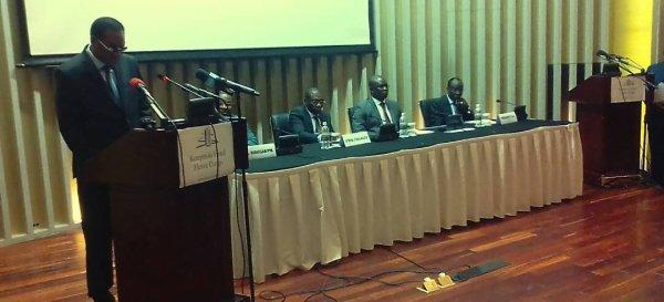 «Kabila a déclaré la guerre contre la corruption, la fraude fiscale et douanière» – Bruno Tshibala