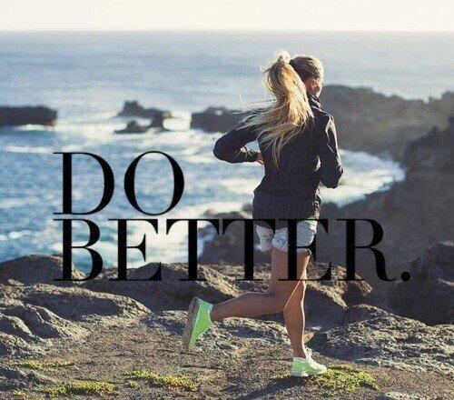 Se motiver à faire du sport