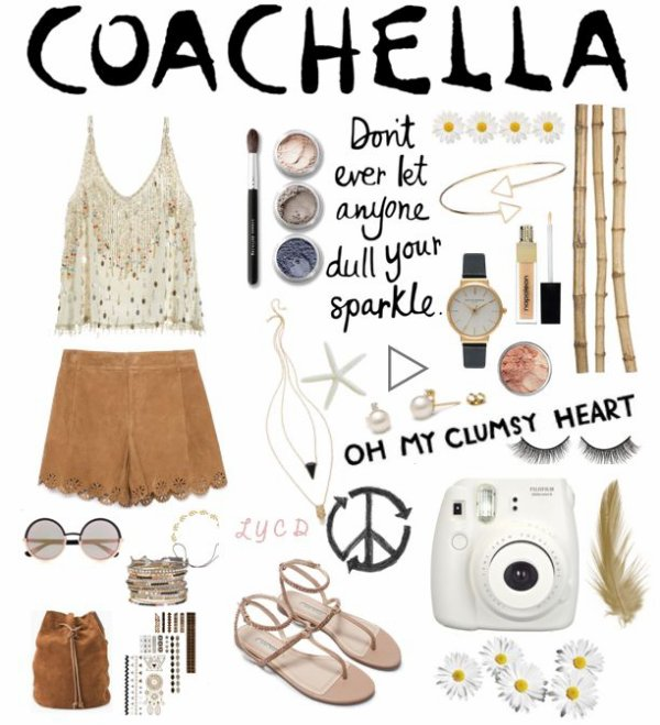 - Coachella Look -