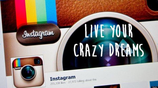 Une page Instagram du blog ?