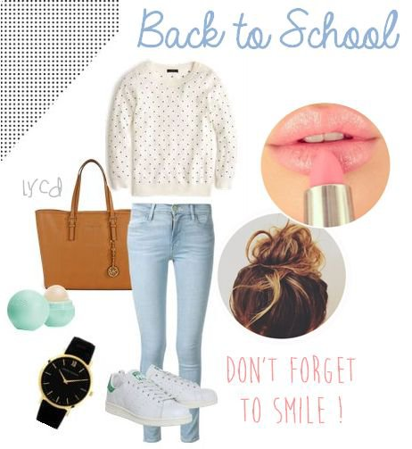 Tenue Back to School !