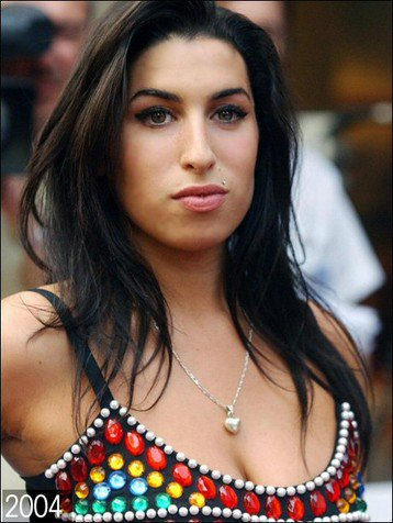 RIP Amy Winehouse (les clips officiels)