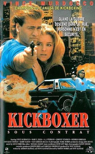 Kickboxer sous contrat
