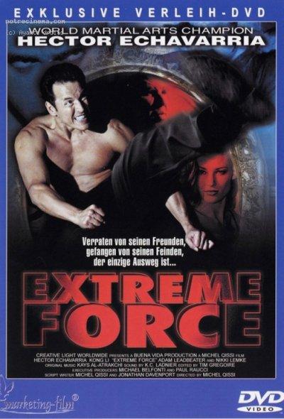 Extreme Dragon aka Extreme Force