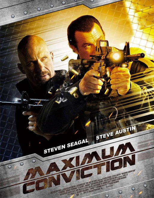 Maximun Conviction : Le nouveau Seagal !!!!!!