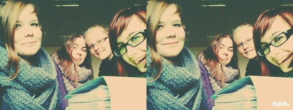 Mes amouuurs ! :3