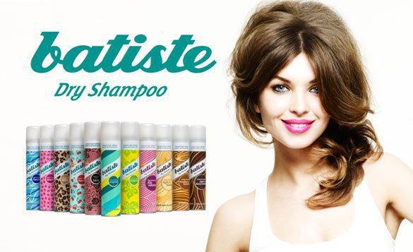Avis Shampooing sec Batiste
