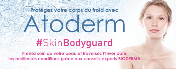 """"""" Avis sur l'huile de douche et l'intensive Baume Atoderm de chez Bioderma """""""