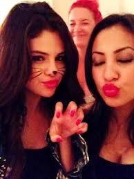 Selena Gomez à Halloween le 31/10/12