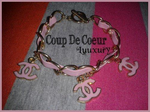 Bracelet Chanel Rose