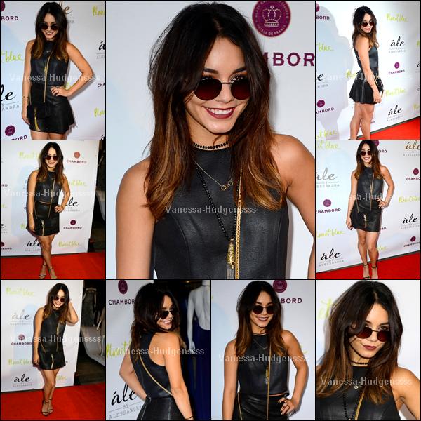 13/03/2014 : Vanessa a tout d'abord été vue avec Laura New lorsqu'elle se rendait à une réunion d'affaires dans Beverly Hills. TOP pour sa tenue