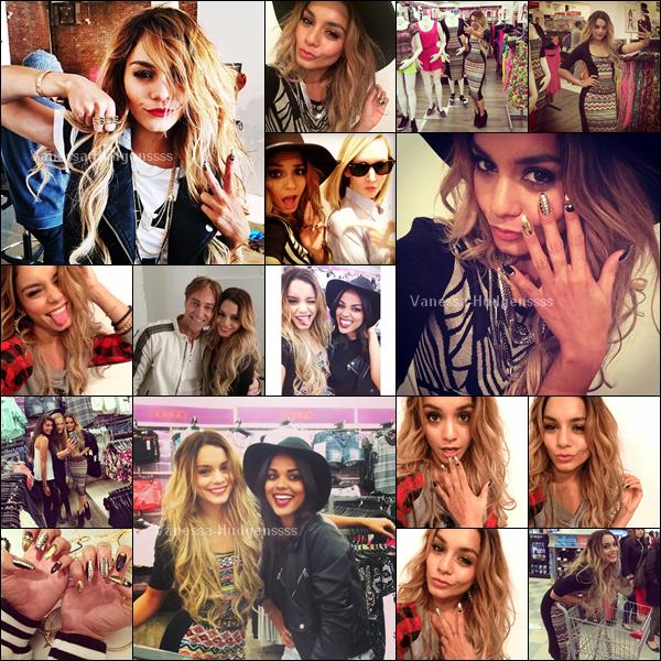 """Voici des photos de Vanessa dans les bachotages d'un nouveau photoshoot pour """"Bongo Jeans"""", qui s'est fait à New-York. Vanessa est magnifique, vous en pensez quoi ?"""