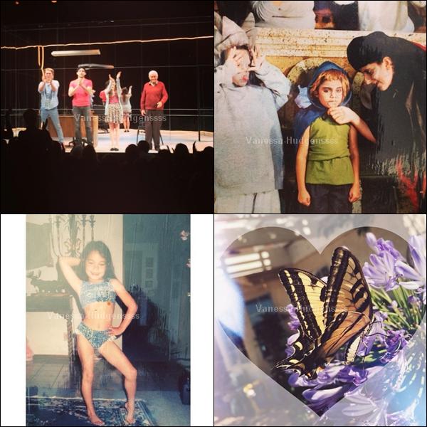 """29.06.2014 : Vanessa a été vue quittant un cours de yoga puis se rendant au """"Aaron Brothers Art & Framing"""". Tenue de sport assez jolie, petit TOP pour ma part, et vous ?"""