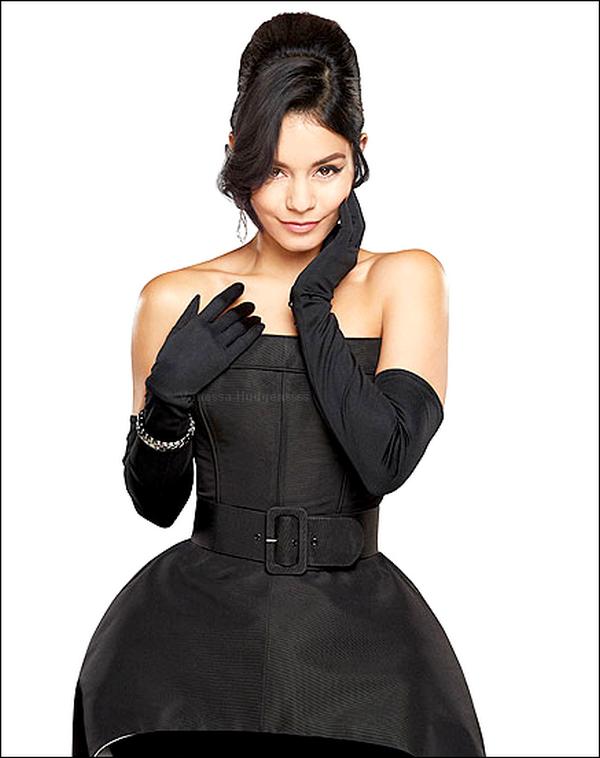 Voici la première photo promotionnelle de Vanessa dans le rôle de Gigi. Je la trouve magnifique. Vous en pensez quoi ?