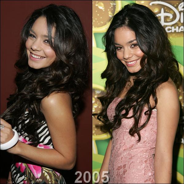 ~~Joyeux anniversaire Vanessa !!!~~ Vanessa fête aujourd'hui ses 26 ans. (Déjà !) Le temps passe si vite ! Voici quelques photos de Vanessa depuis son enfance à aujourd'hui.
