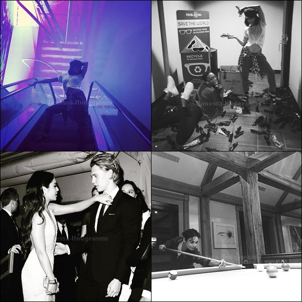 13.05.2015 : Vanessa a été photographiée quittant son appartement à New-York. Je ne sais pas vous, mais ça me manque un peu de ne plus la voir à Los Angeles. Sinon concernant sa tenue, j'aime assez, petit TOP. Vos avis ?