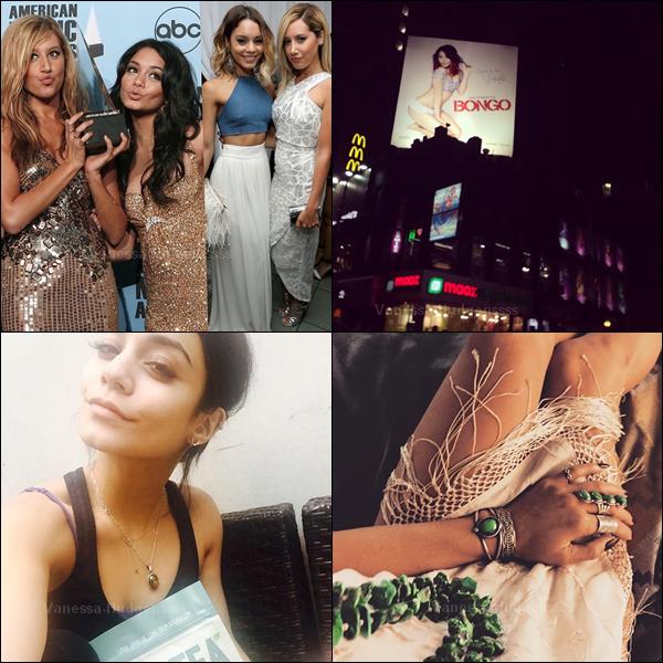 """Voici de nouvelles photos du photoshoot que Vanessa avait réalisé pour le """"Social Life Magazine"""". Comment trouvez-vous Vanessa ? Personnellement je la trouve magnifique ! TOP ou FLOP pour le shoot ?"""