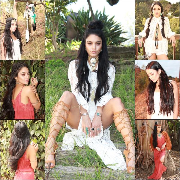 """Voici de nouvelles photos du shoot réalisé par Riawna Capri pour le site """"Beauty Coach"""". Je trouve les photos vraiment très belles, Vanessa est magnifique ! Vos avis ?"""