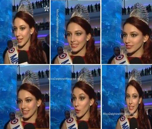 Premières images de Miss France au Maroc!