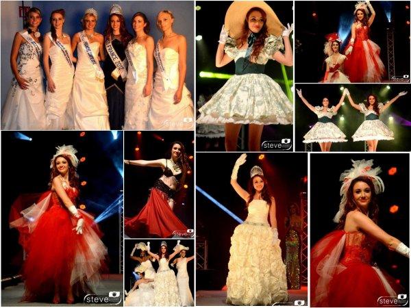 19/10 Divanna Pljevalcic devient Miss Lorraine 2012 et succède ainsi à Maud Pisa. Son élection s'est déroulée à Amnéville.