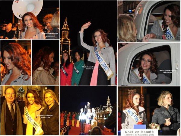 23/11Les Miss sont revenues à Limoges!!