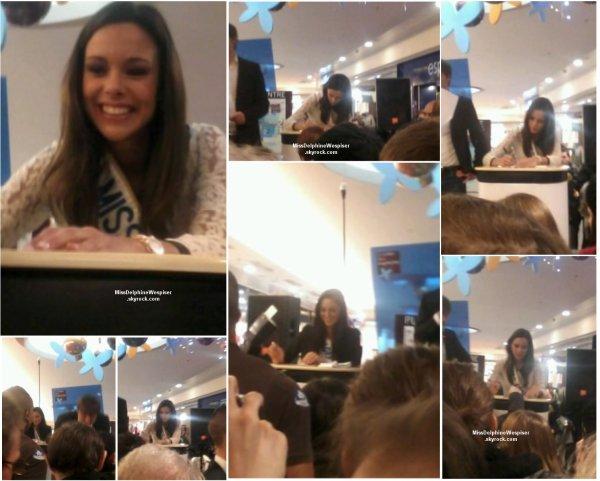 15 décembre 2012 Un de mes plus grands rêves s'est réalisé: J'ai rencontré Miss France 2013 et Miss Lorraine 2012!!