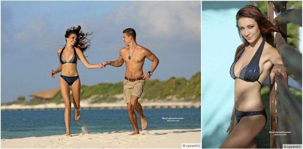 Un article dur Delphine et son boyfriend Jérôme est paru dans TV Magazine cette semaine, avec des photos de leur voyage au Mexique dernièrement!