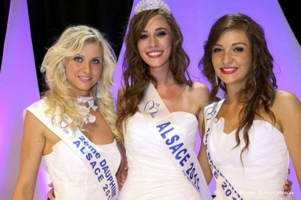01/06 Delphine était à Luisant pour l'élection de Miss Eure-et-Loire 2013!