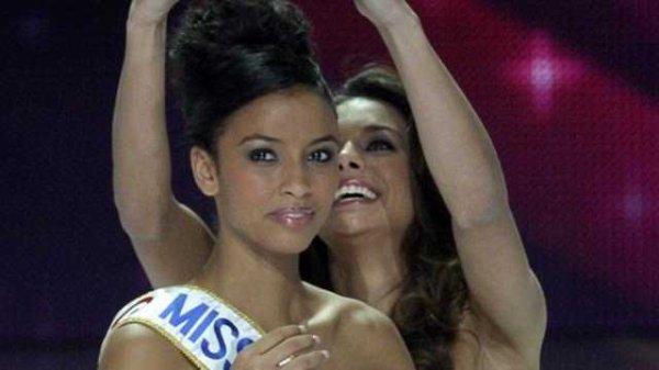 Flora Coquerel est élue Miss France 2014!