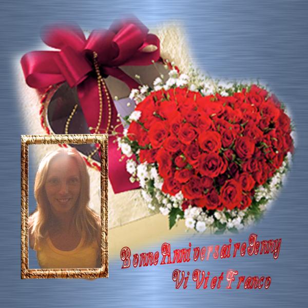 Cadeau D Anniversaire De Ma Soeur De Pour Ma Fille Jennyfer Et