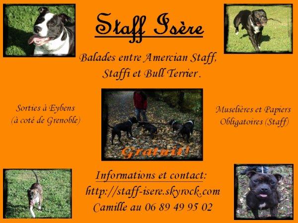 Staff Isère