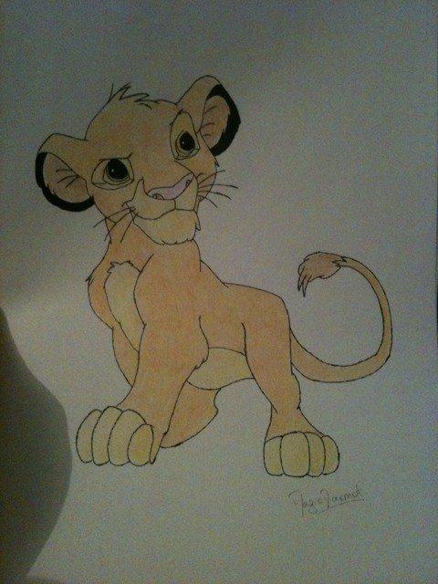 le roi lion ~ Simba