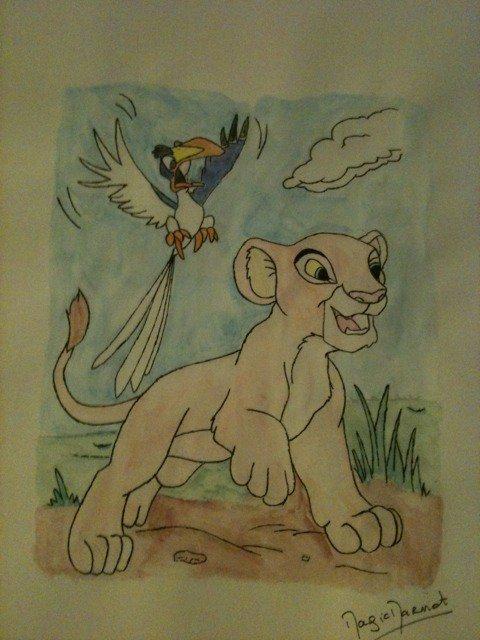 le roi lion 2 ~ Kiara