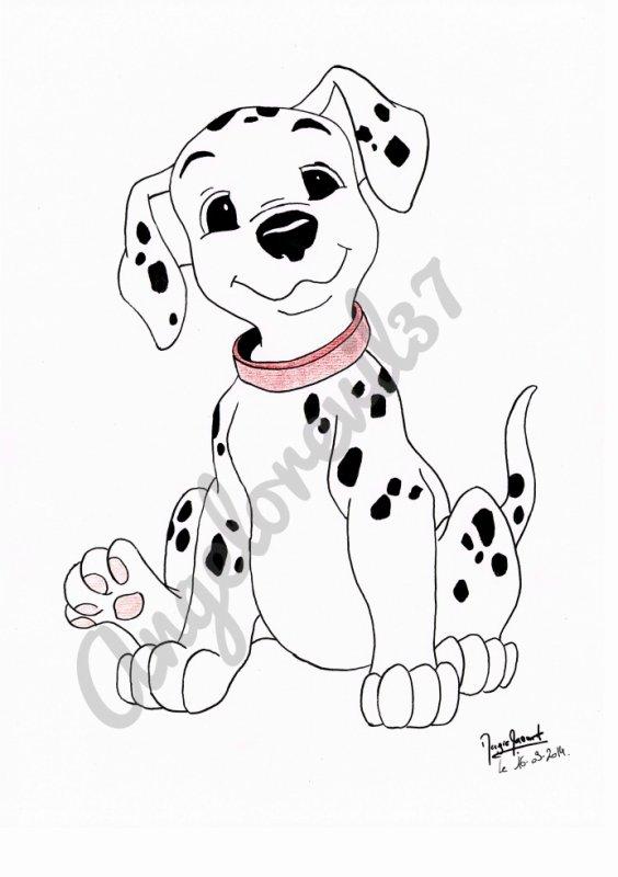 Disney - Dalmatiens
