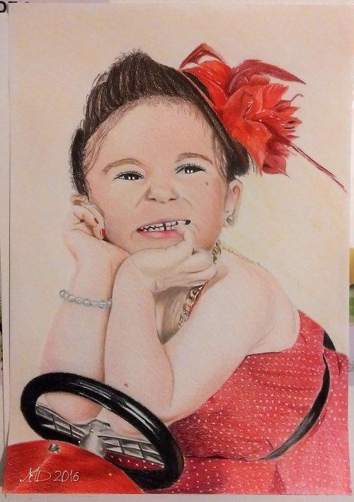 Portrait prismacolor premier