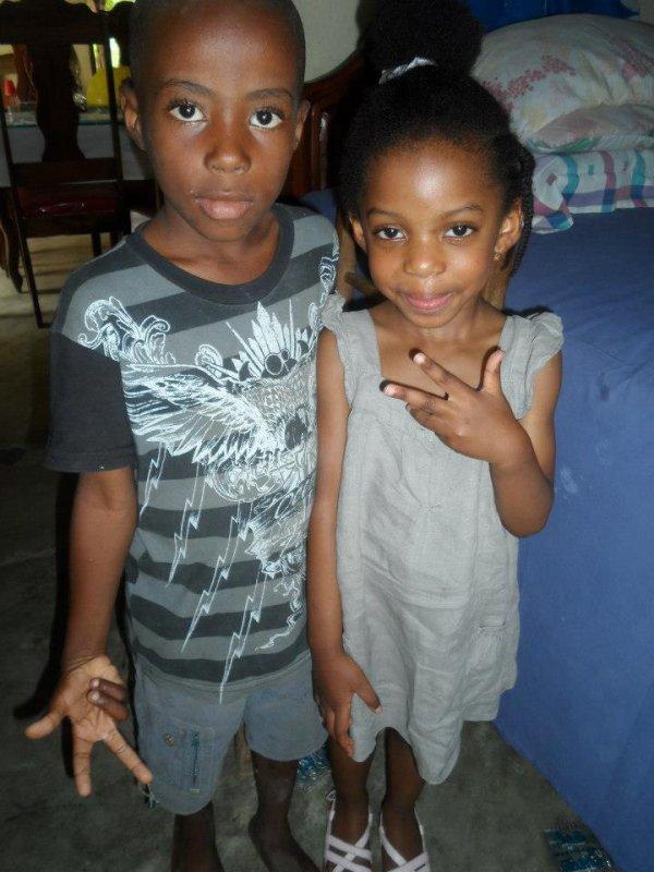 Mon frère et Ma soeur <3 Je vous aime <3