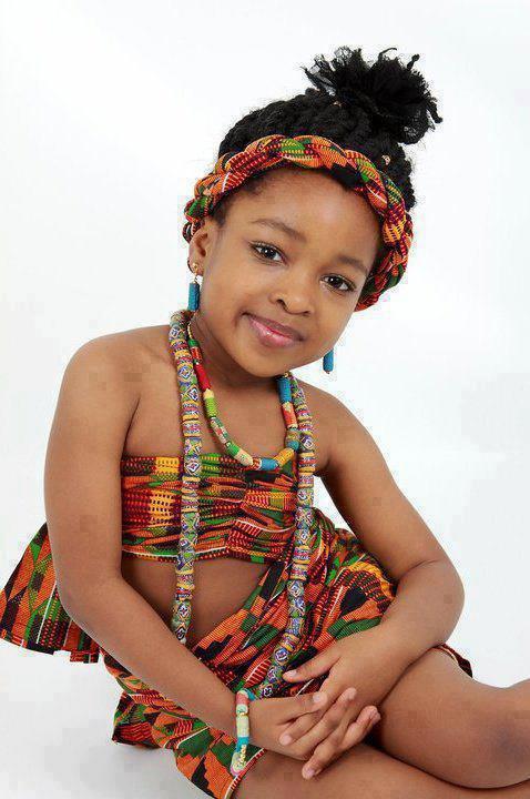 Petite haitienne <3