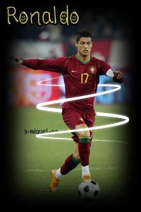Christiano Ronaldo, mon joueur de foot préféré