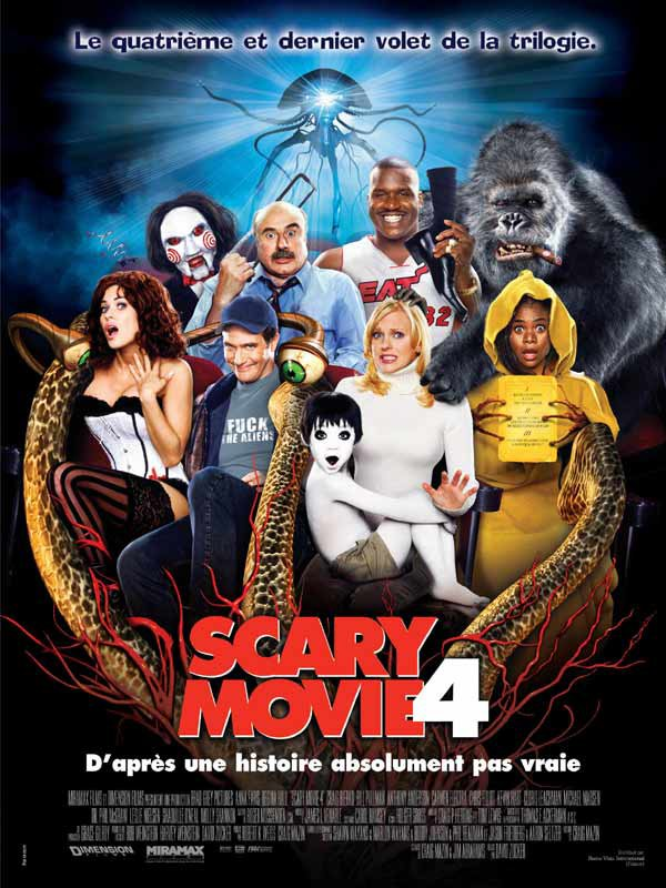 Scary Movie parodie Saw