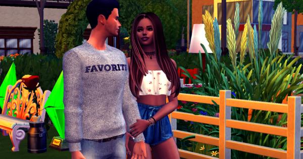♥  Mandy et Jackson à Cherrybobs  ♥