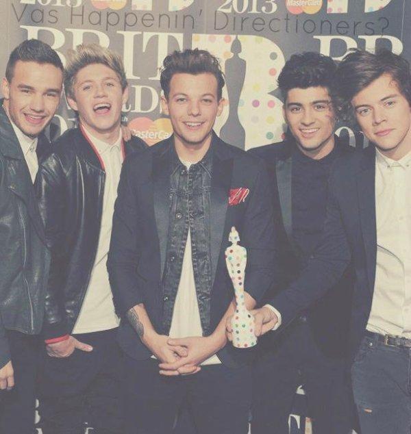 Le début d'une belle histoire, 23 juillet 2010 20h22 : One Direction. ∞ ♥