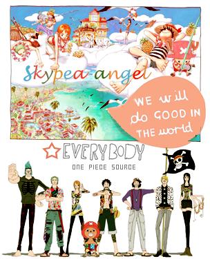 _____Welcome on Skypea-Angel_______________Source et chroniques sur One Piece __✄___‾ ‾ ‾ ‾ ‾ ‾ ‾ ‾ ‾ ‾ ‾ ‾ ‾ ‾ ‾  _________________________ # ① des chroniques ✿