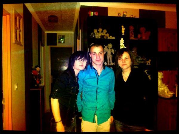 MOii, Mon Homme & Ma SOeur