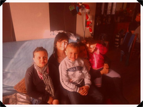 ♥ Moii, Mes Nieces, Mon Neveu & Ma Filleule ♥