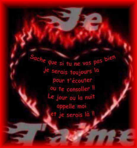 poème d'amour  et   bouquet de fleur