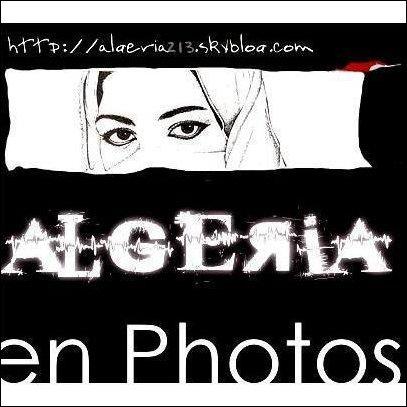 ALGERIA en photos